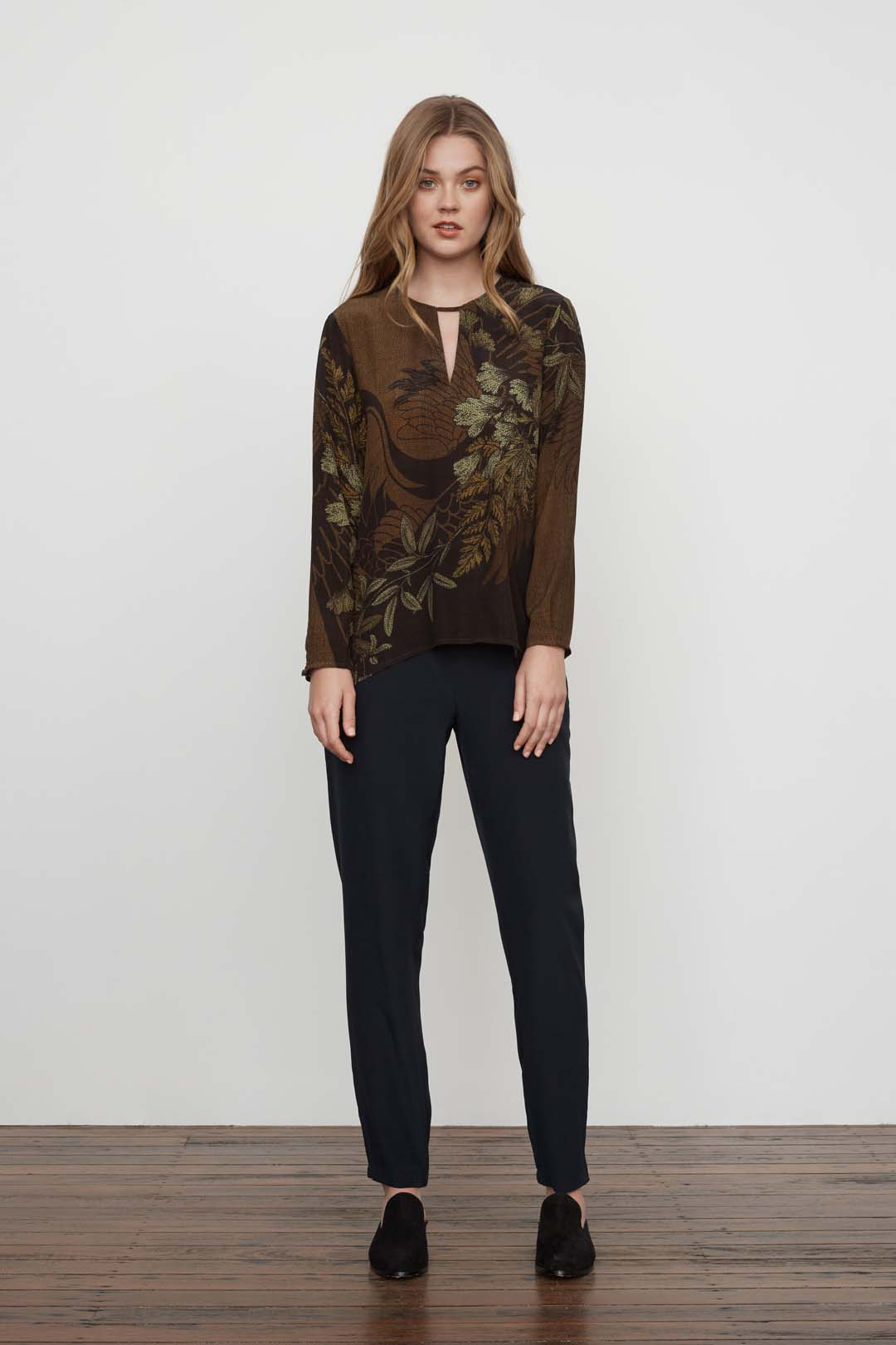 Nocturnal Woodland Blouse